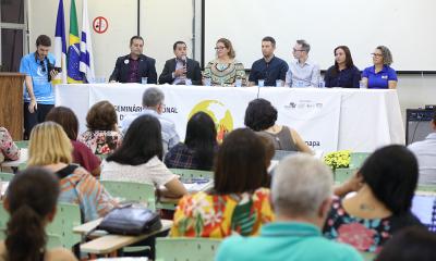 Para Alan Bitar, coordenador do Fórum Estadual de Educação (FEE-TO), os debates do seminário refletem uma das tendências da Educação: a gestão democrática da educação.