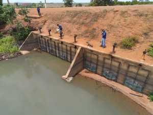 A fiscalização de Segurança de Barragens do Tocantins, é regida pela Portaria do Naturatins nº 483, de 18/12/2017