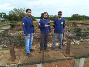 Técnicos do Naturatins realizam inspeção nas barragens do Projeto Formoso