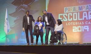 Maria Eduarda ficou com a segunda colocação no Concurso cultural pelo Norte