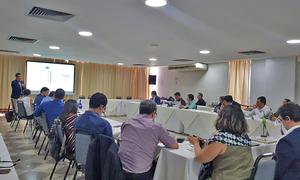 O Tocantins participa em São Luís (MA) de encontro da Força-Tarefa do GCF. A diretora de Instrumentos de Gestão Ambiental da Semarh, Marli Teresinha dos Santos, participa do evento representando o Tocantins