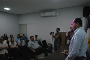 Seminário reúne produtores em Araguaina para discutir mudanças no calendário de retirada da vacinação contra a febre aftosa