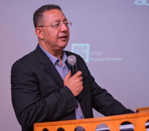 Tom Lyra destacou a importância do evento para região no sentido de promover a união e a integração dos municípios que compõe as regiões dos lagos e rios do Cantão