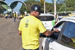 Agentes da Ageto darão orientações a motoristas quanto à segurança no transporte de cargas em veículos com dimensões ou cargas especiais