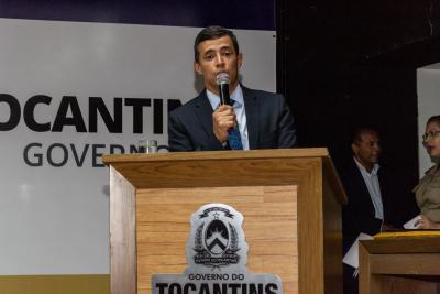 Secretário da Semarh, Renato Jayme destaca a parceria das prefeituras