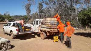Brigada Contra Incêndios Florestais se prepara para combater incêndios