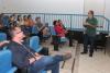 Membros do Conselho da Apa Lago assistem à apresentação do Plano de Manejo