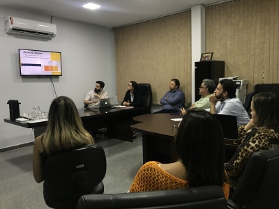 Novo design para portais do Governo é apresentado para equipe da Secom