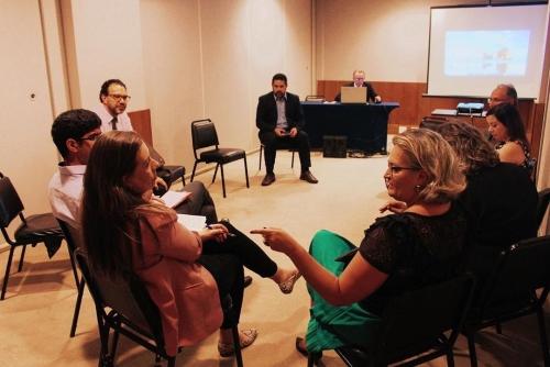 O encontro ocorre trimestralmente e reúne gestores e técnicos de todas as unidades federativas
