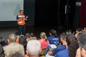 Seminários destacou a importância das Defesas Civis Municipais em apoio à população