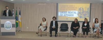 Seminário foi realizado pelo Conselho Penitenciário com apoio da Seciju e DPE