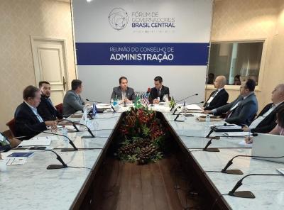 Secretário da Fazenda e Planejamento Sandro Henrique Armando participou das decisões do Conselho