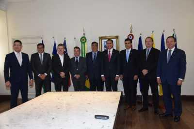 Governadores dos estados que compõem a Amazônia Legal