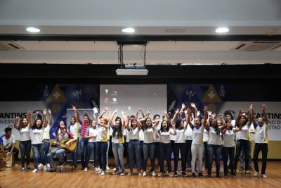 Observatório dos Adolescentes no Palácio Araguaia