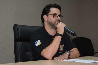 O diretor da Espol, Ronie Augusto Esteves, lembrou que foram oito semanas de muita dedicação, muito esforço envolvido - Dennis Tavares.jpeg