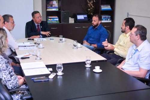 Levantamento realizado pela Sics vai subsidiar o pedido para alfandegamento do Terminal de Logística de Cargas do Aeroporto de Palmas