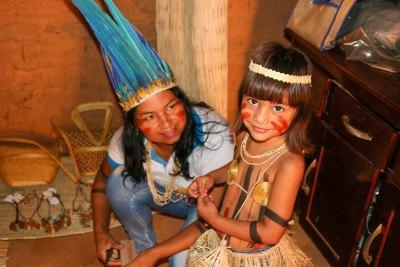 Visitas 'Criança Feliz' em Tocantínia