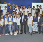 O evento contou com a presença do vice-governador Wanderlei Barbosa, deputados estaduais e diretores regionais de Ensino do Estado