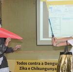 Ações lúdicas de prevenção no município de Palmas