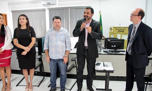 O vice-governador do Tocantins, que representou o governador Carlesse no evento, ressaltou a importância da parceria institucional entre o Governo do Estado e a Prefeitura de Palmas em benefício da população
