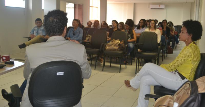 Projeto Trampolim foi apresentado durante o evento