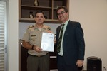 Departamento de Trânsito do Tocantins (Detran-TO) e a Polícia Militar (PM)