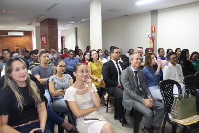 Estiveram presentes na reunião representantes da Casa Civil, Procuradoria Geral do Estado (PGE); representantes de cartórios de registro, membros do Conselho de administração, Conselho fiscal e representantes do Comitê de auditoria da companhia.