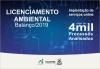 Implantação de processos digitais e atendimento de serviços online inova licenciamento ambiental em 2019