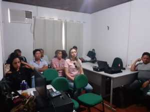 Equipe do Instituto está realizando reuniões de monitoramento nas regionais