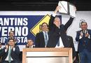 Governador do Tocantins, Mauro Carlesse, lançou nesta quinta-feira, 12, no Palácio Araguaia, o Programa Governo Municipalista, que vai investir mais de R$ 759 milhões em obras de infraestrutura nos 139 municípios