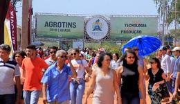 Tema da Agrotins 2020 alia produção com preservação do meio ambiente