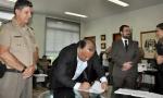 Polícia Militar, Fundação Pró-Tocantins, Justiça e Ministério Público do Trabalho assinam termo de cooperação