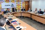 Na tarde e noite de quarta-feira, 18, todo o primeiro escalão do governo estadual se reuniu com o governador Mauro Carlesse para avaliar 2019 e traçar metas para 2020.