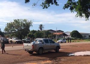 Foram abordados aproximadamente 110 veículos, entre esses 4 ônibus e 5 microônibus_Crédito Divulgação-Naturatins