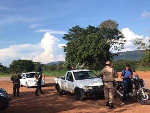 A blitz do período de defeso ocorreu na TO 010, sentido Palmas-Lajeado_Crédito Divulgação-Naturatins