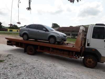 Veículo clandestino apreendido no município de Xambioá