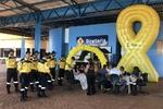 Detran em campanha para o Maio Amarelo