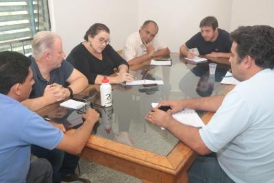 Equipe discute ações para Agrotins 2020