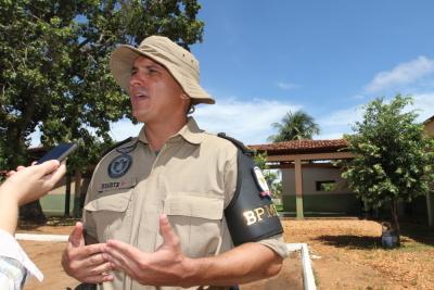 De acordo com o comandante do BPMRED, tenente-coronel Duarte, o objetivo é garantir a segurança viária