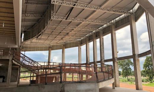 O Hospital Geral de Gurupi possui estrutura de alta qualidade e conforto para bem atender a população