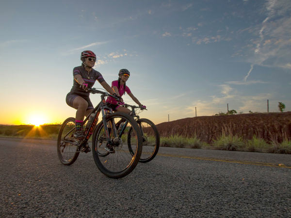 Detran orienta ciclistas para cuidados no trânsito