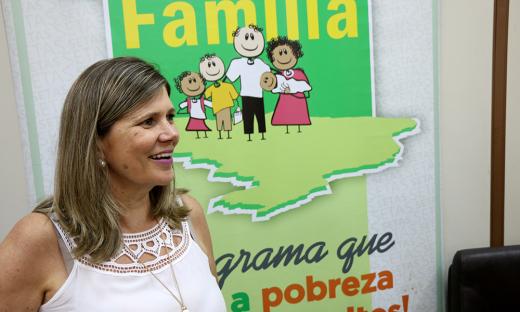 Coordenadora estadual do Programa Bolsa Família no Tocantins, Carmem Vendramini, ressalta a importância do acompanhamento das condicionalidades do Programa
