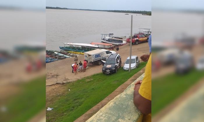 Jovem foi encontrado morto em uma ilha no Rio Araguaia, na cidade de Araguatins