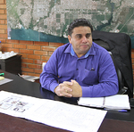 Superintendente de Habitação da Seinf, Hilton Lima, explica que as 183 moradias de interesse social devem ser entregues em quatro etapas