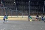 Os jogos aconteceram na quadra esportiva do Case.