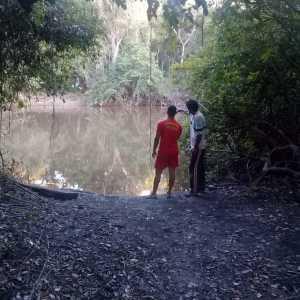 Pescador se afogou após pular na água turva do Rio Areias, em Porto Nacional
