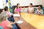 Para Adriana Aguiar, os servidores que vêm das escolas para a sede têm conhecimento sobre as escolas que ajudam nos processos de gestão educacional