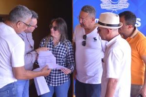 Secretários e equipe técnica discutem projetos de melhorias para a região do Jalapão
