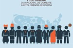 Dia 21 de janeiro é marcado pelo combate a diversidade religiosa.