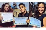 Jordana Simonelle Alves da Silva, Pedro Henrique Ferreira Sobrinho e Eva Silvestre Araújo estão entre os estudantes que alcançaram bons resultados no Enem